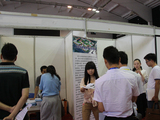 三新材料孵化器受邀参加湖北省大学生创业大赛作品展暨投资意向洽谈会