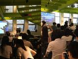 2015年第四届武汉市大学生电子商务创新创业项目大赛参赛项目路演活动